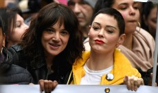 Asia Argento and Rose McGowan React to Harvey Weinstein Arrest and Rape Charges: 'We Got You, Harvey, We Got You'