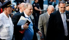 Harvey Weinstein Turns Himself in to NYPD to Face Sexual Assault Charges