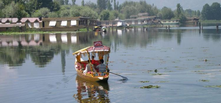 In diretta dal Kashmir…