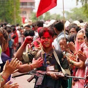 Primo Maggio di Tensione a Kathmandu. Di Davide Torri