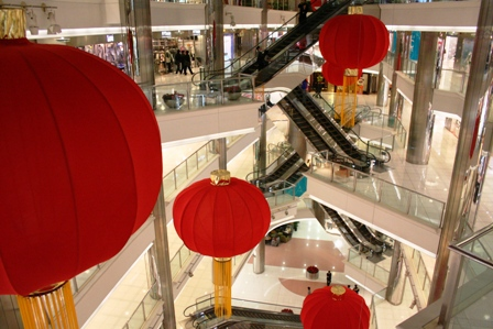 Centri Commerciali e lusso nell'Asia del Cambiamento. Da Area7