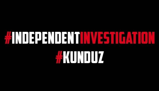 #INDEPENDENTINVESTIGATION#KUNDUZ