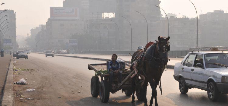 Tra Giza e Il Cairo, le foto di Davide Radaelli