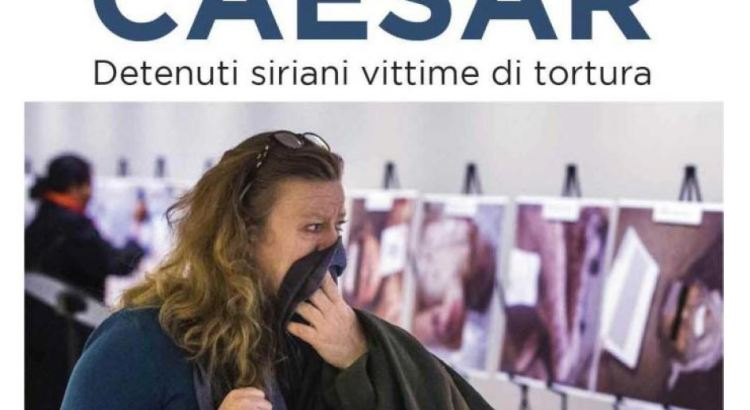 Nome in codice Caesar. Detenuti siriani vittime di tortura.