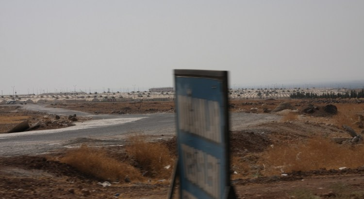 Per febbraio un muro di 900 chilometri tra Turchia e Siria