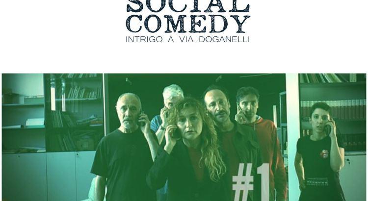 Social Comedy, l'intrigo teatrale che spiega i migranti