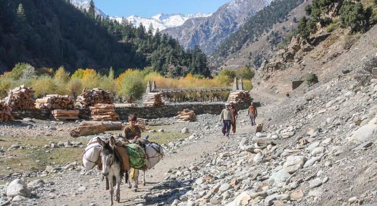 Tra i Kalash del Pakistan , sulle tracce di Alessandro Magno. Da Alpinismi