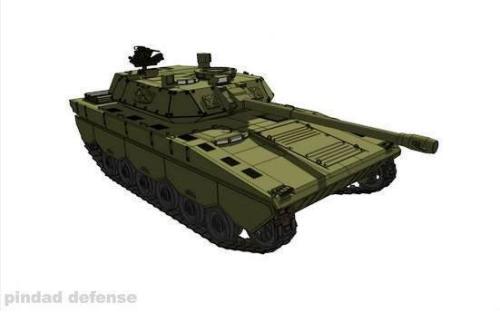 tankmediumpindad