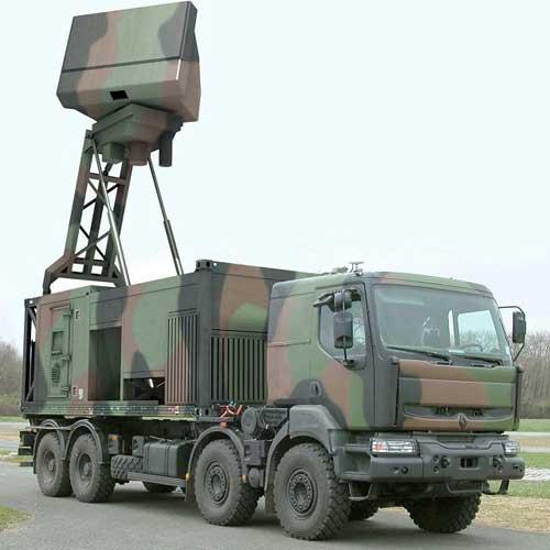 Radar CONTROLMaster200.