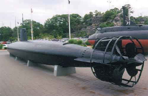 Kapal selam mini Jepang dari Type-A.