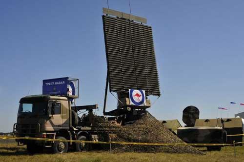 Radar AN/TPS-77 Australia.