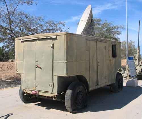 Puazo, inilah fire control unit yang asli untuk meriam S-60.
