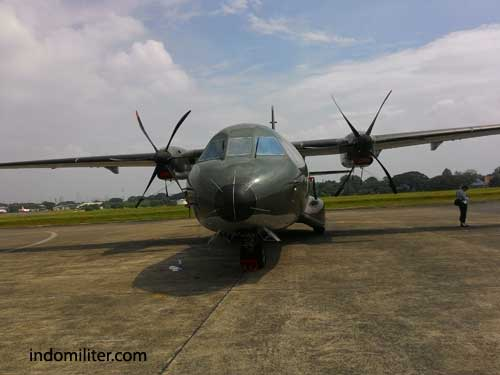 C-295M Skadron Udara 2 TNI AU