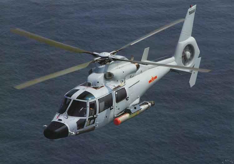 Ini Dia! 10 Helikopter Anti Kapal Selam Paling Mematikan