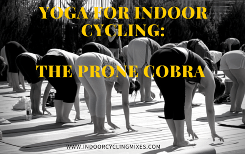 Yoga for Indoor Cycling_ The Prone Cobra