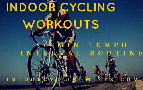 Indoor Cycling Music Routines