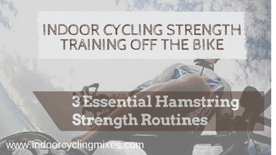 Indoor Cycling Strength Training Off The Bike