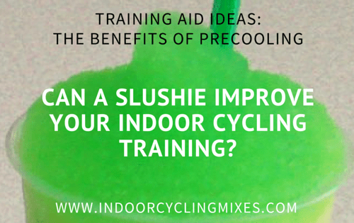 Can a Slushie Really Help You Indoor Cycling?
