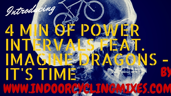 4 Min of Power Intervals feat. Imagine Dragons - It's Time