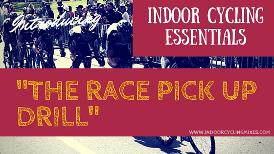 Spin Class Drills - The Race Pick Up Drill