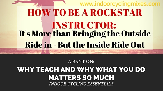 Teaching Spin Matters More than you think