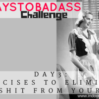 Indoor Cycling Mixes 30 Day Challenge - Day 3