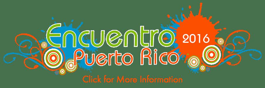 Encuentro Puerto Rico 2016