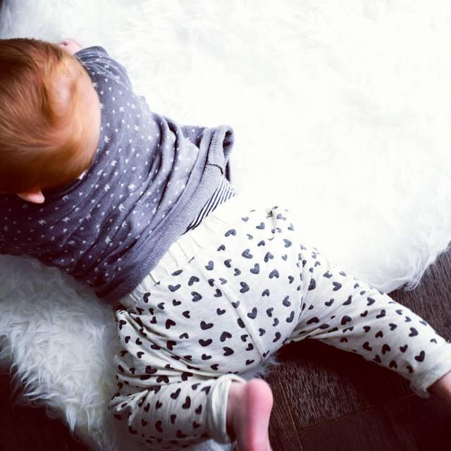 Das Baby ist schon ganz schn mobil geworden! Einmal kurzhellip