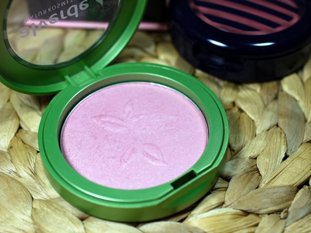 Alverde Puderrouge 04 Soft Pink