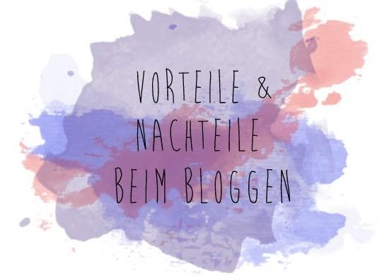 VorteileNachteileBloggen