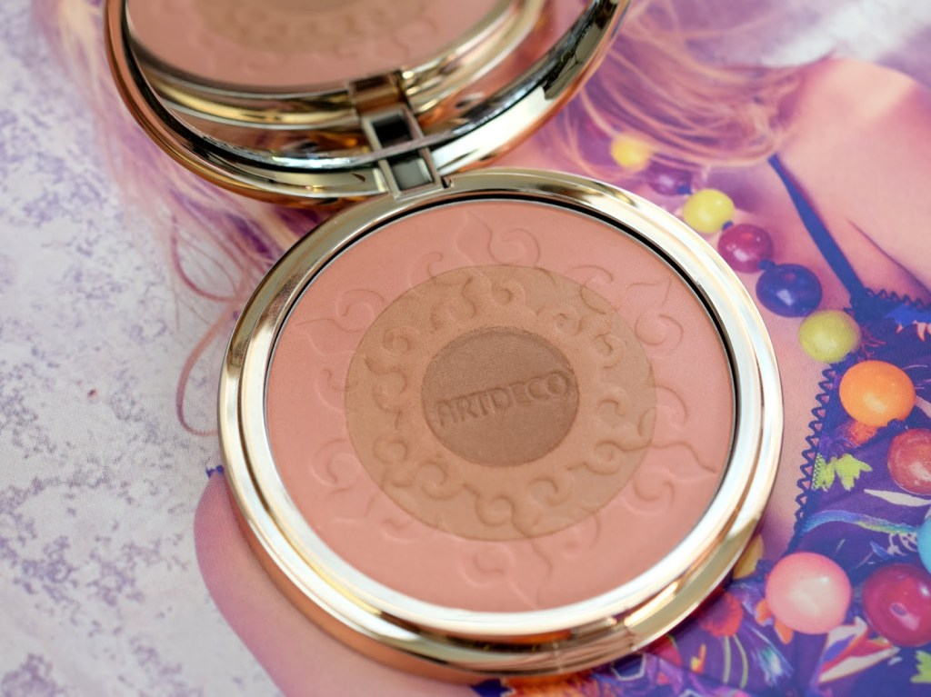 Artdeco Sunshine Blush Limited Edition Here Comes The Sun