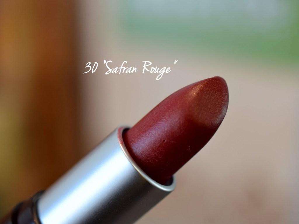 Alverde Oriental Bazaar LE Lippenstift Safran Rouge