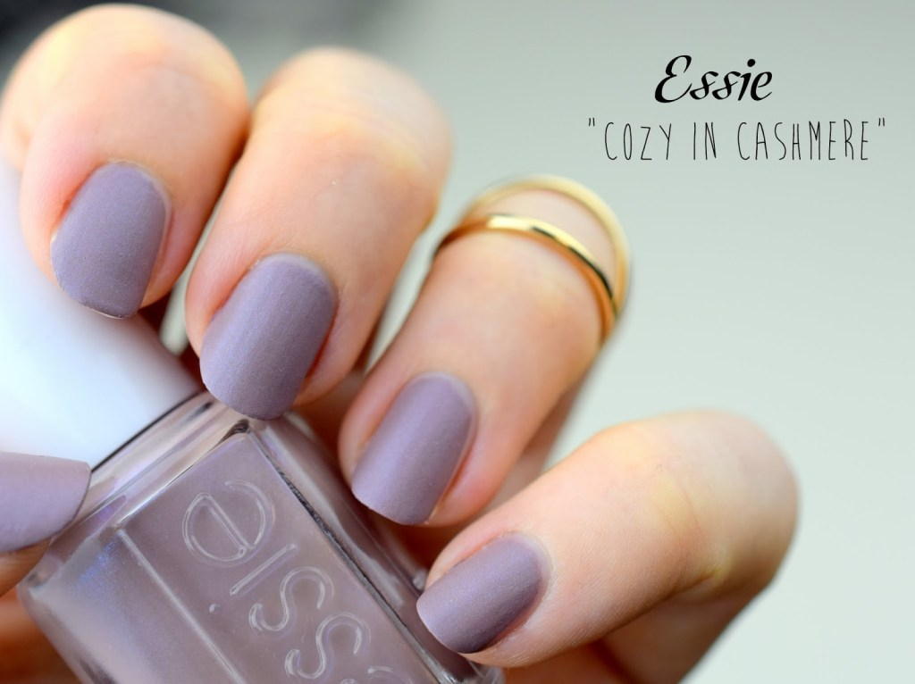 "Essie ""Cozy in Cashmere"""