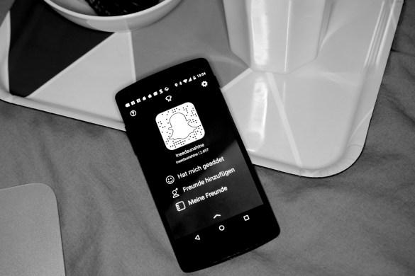 5 Dinge die mich zum Lachen bringen Snapchat