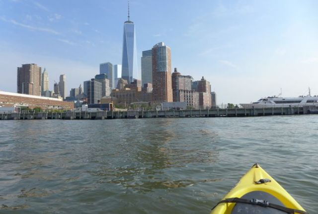 Downtown-Boathouse-kayaking-looking-back-toward-pier