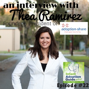 IAG 022 an interview with Thea Ramirez of Adoption Share
