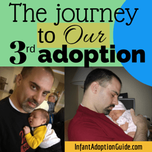 journey to our 3rd adoption