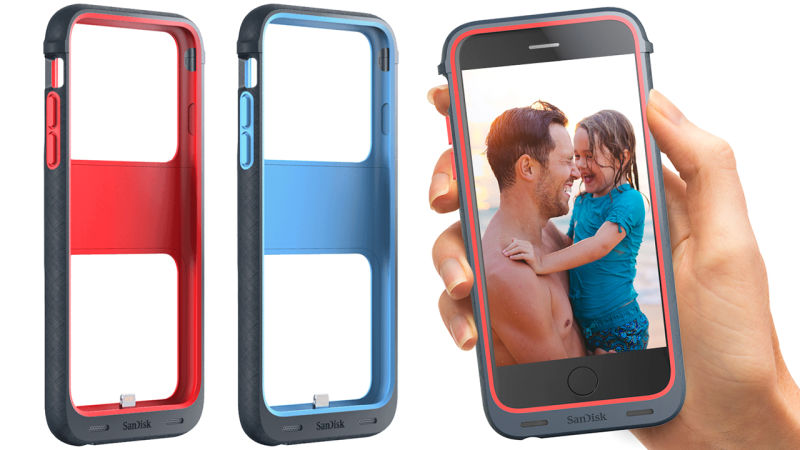 SanDisk launches iXpand Memory Case for iPhone 6 and 6S