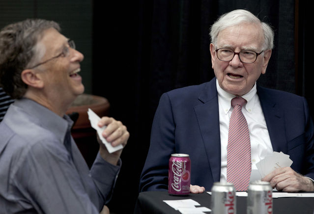Bill Gates Warren Buffet In Al Qaeda List Of Assassination Targets