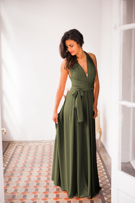 Fullsize Of Sage Green Bridesmaid Dress