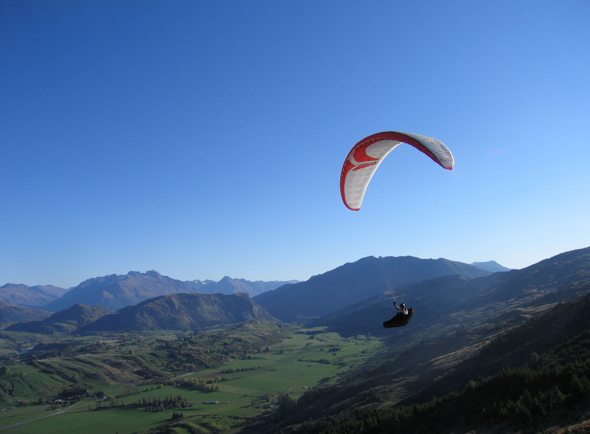 Cross Country XC Course - Infinity Paragliding 5