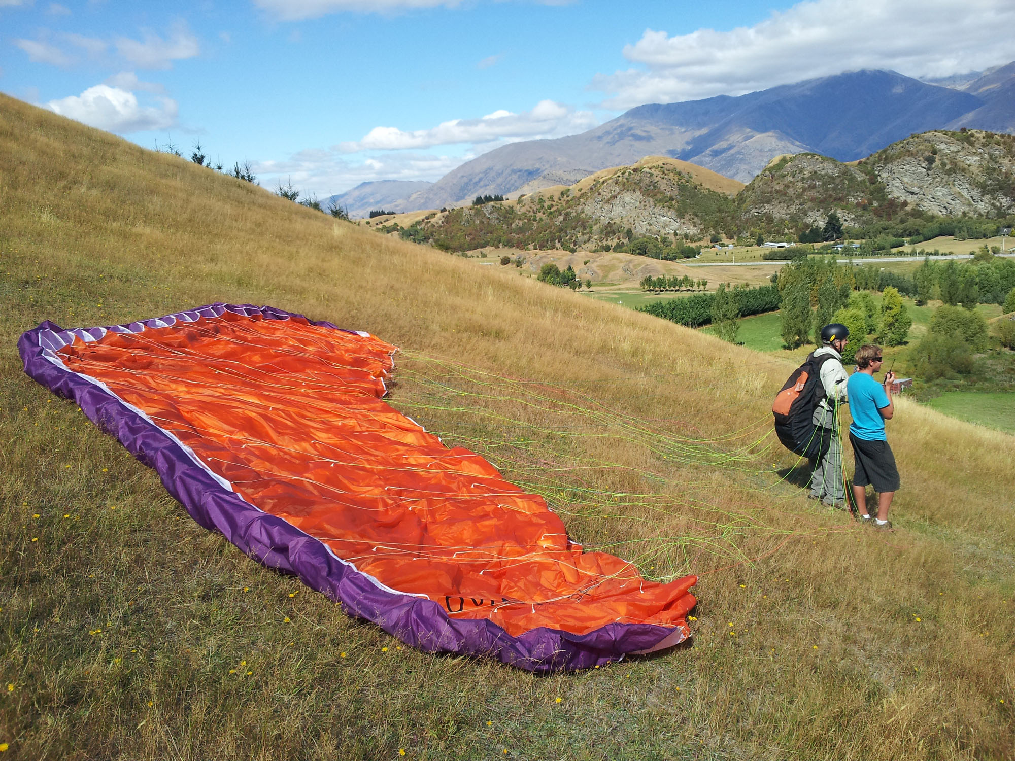 Intro Day Course - Infinity Paragliding 10