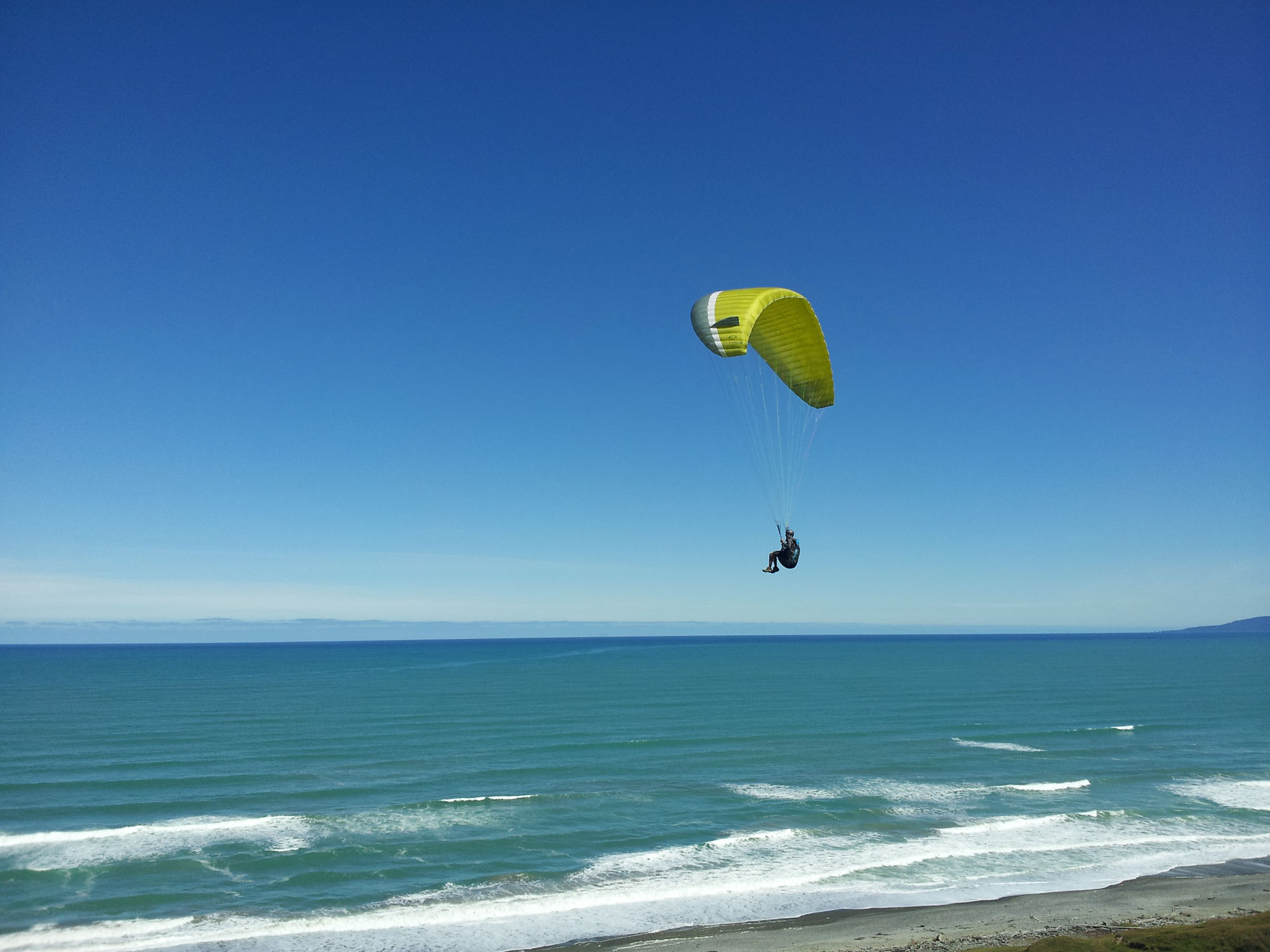 PG2 Course - Infinity Paragliding 16