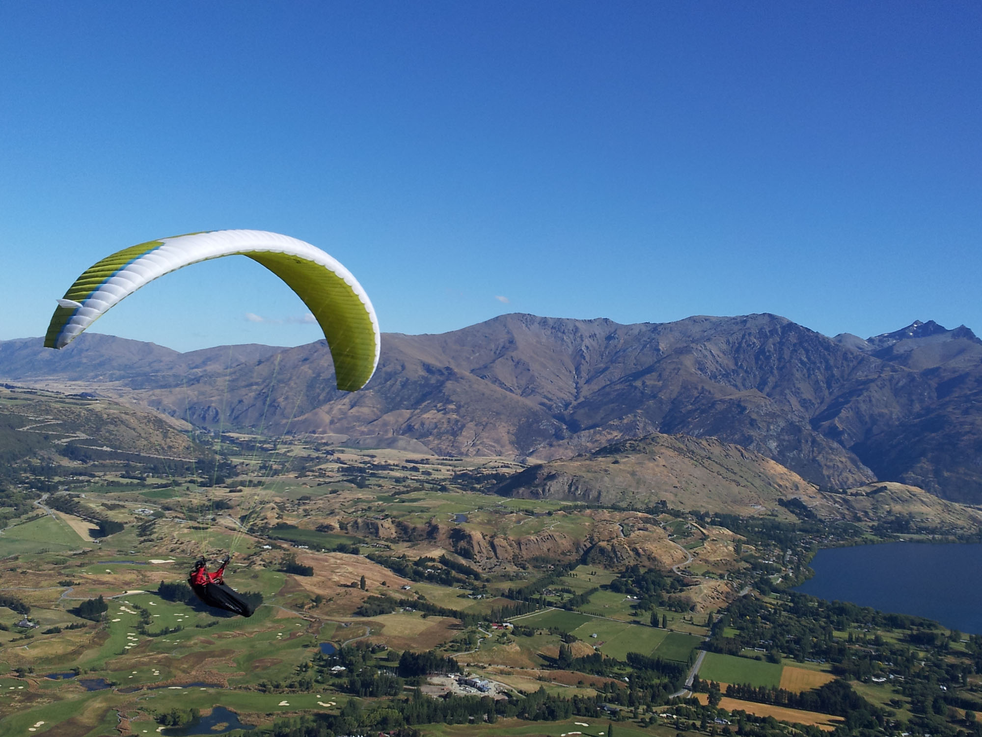 PG2 Course - Infinity Paragliding 4