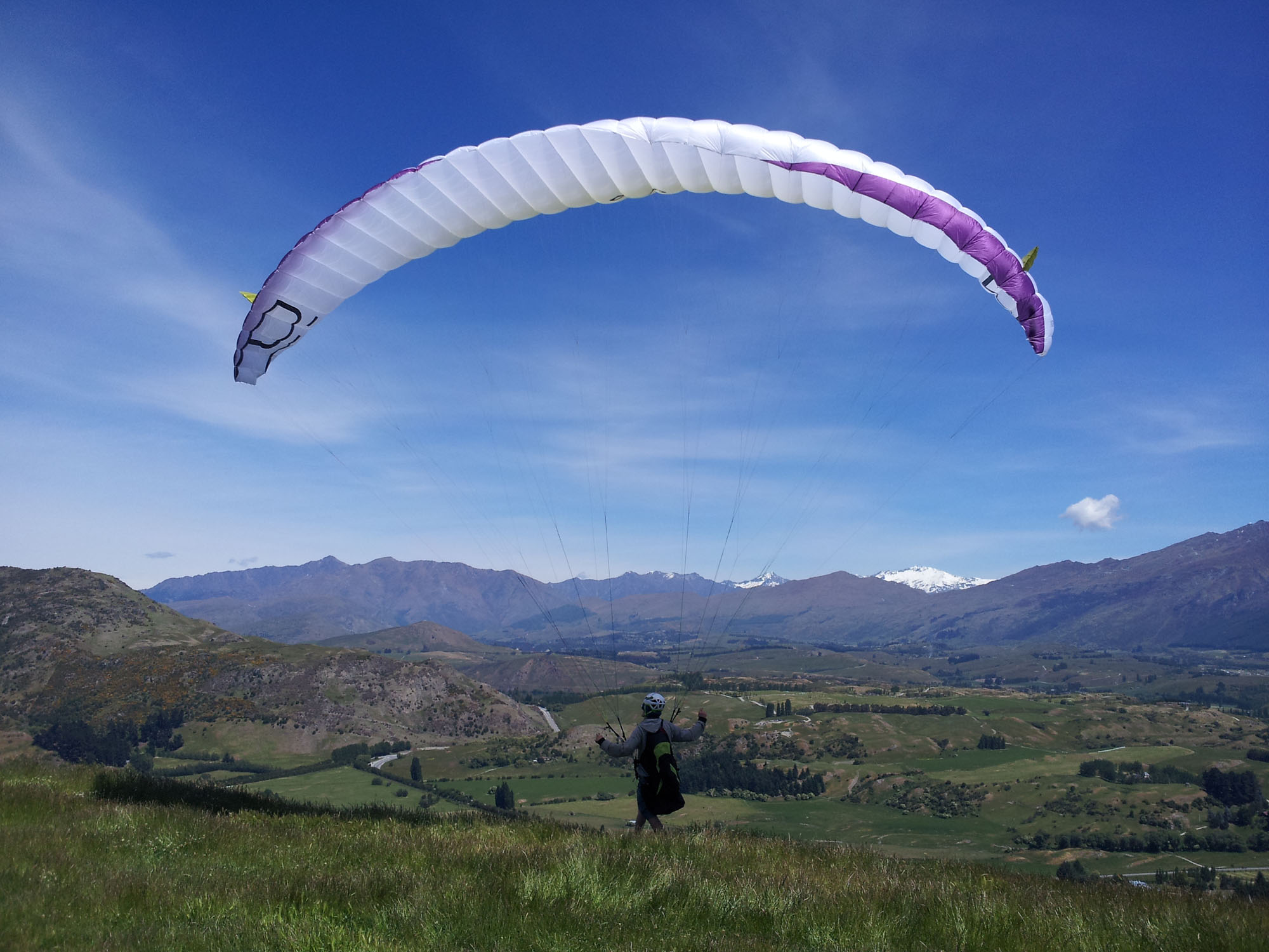 PG2 Course - Infinity Paragliding 5