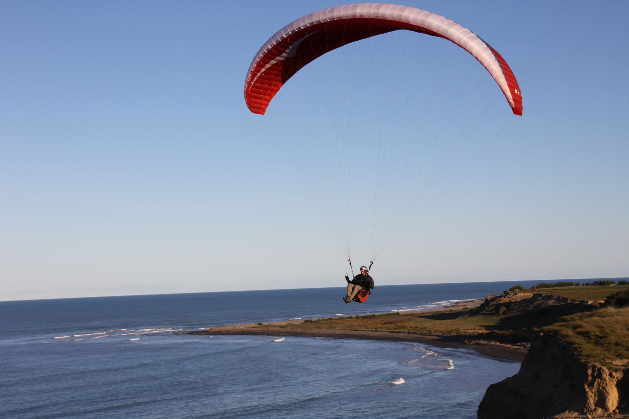 PG2 Course - Infinity Paragliding 7