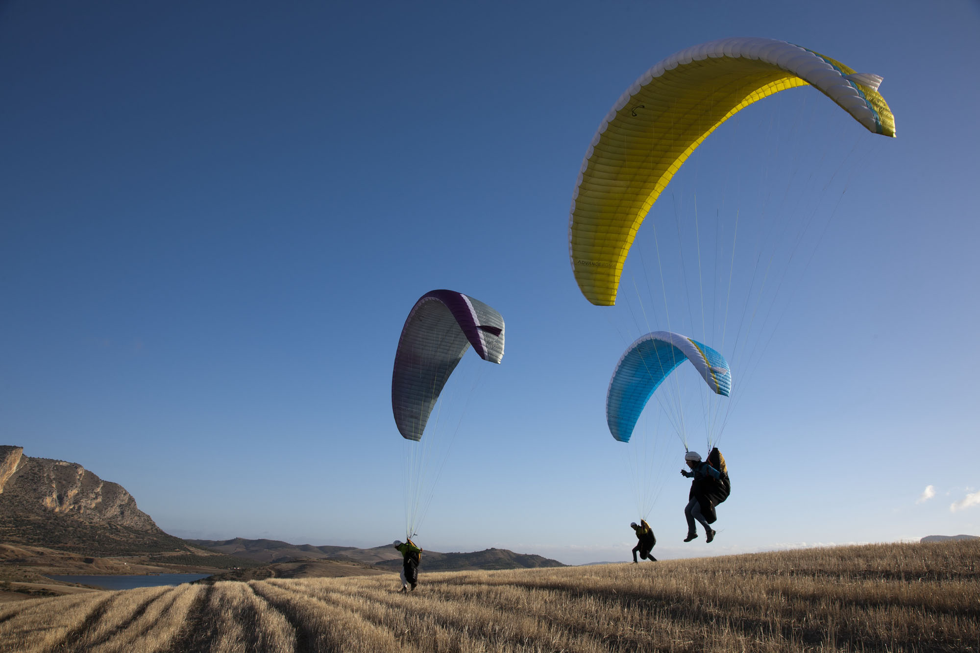 PG3 Course - Infinity Paragliding 2