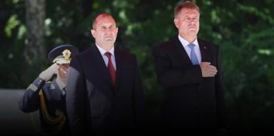 Klaus Iohannis și Rumen Radev s-au întâlnit două zile: Codruța Kovesi s-a dovedit mai importantă ...