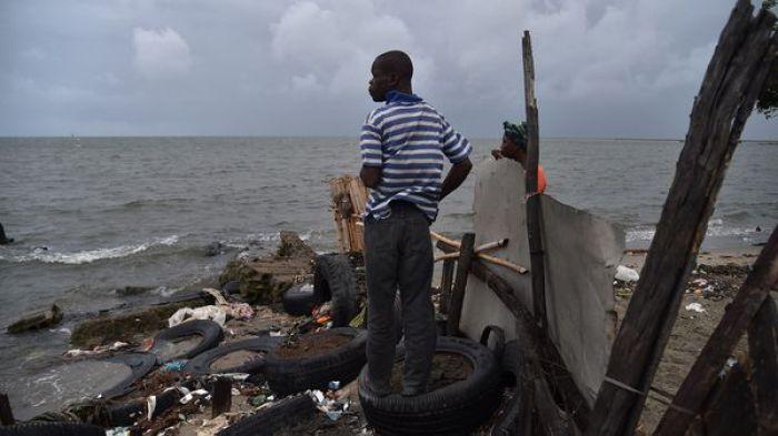 Irma dejó devastación en su paso destructivo por Turks and Caicos (AFP)