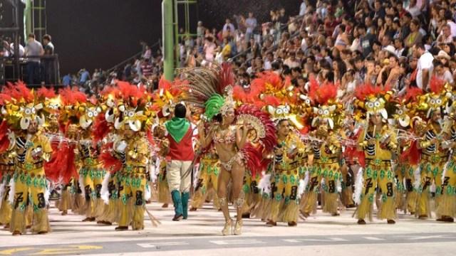 Carnaval en Corrientes